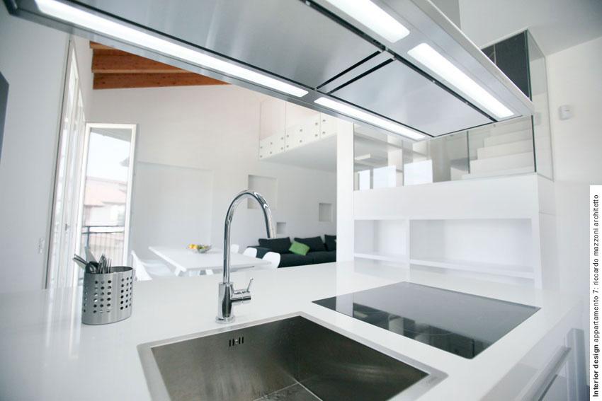 Case moderne milano domotica case terracielo for Appartamenti moderni